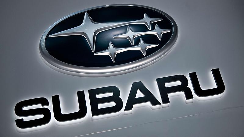 Kétmillió autót hív vissza javításra a Subaru