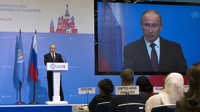 Putyin elárulta, miért halnak meg többen koronabetegségben