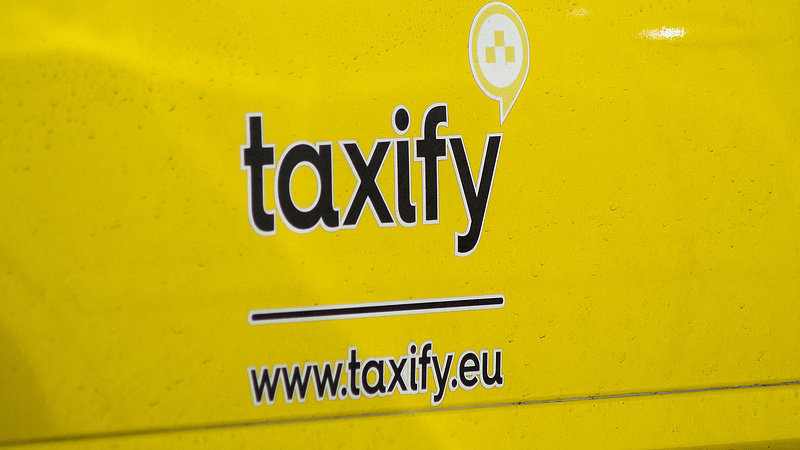 Épp most kapott közel 50 milliárd forintot a Taxify