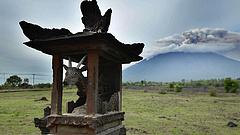 Meglepő időjárási anomáliát hozhat a Balin kitört vulkán