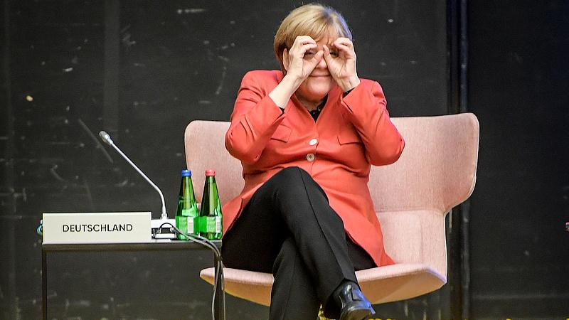 Merkel korábban feladja, mint kellene - így látják a németek