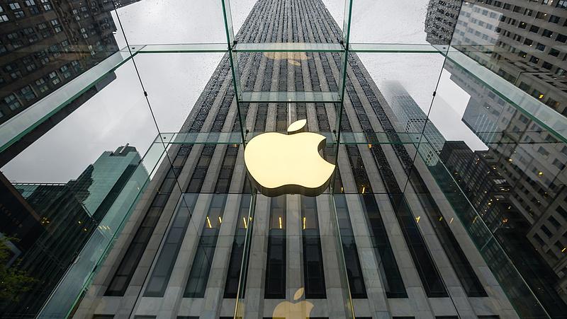 Brüsszel újra rászáll az Apple-re