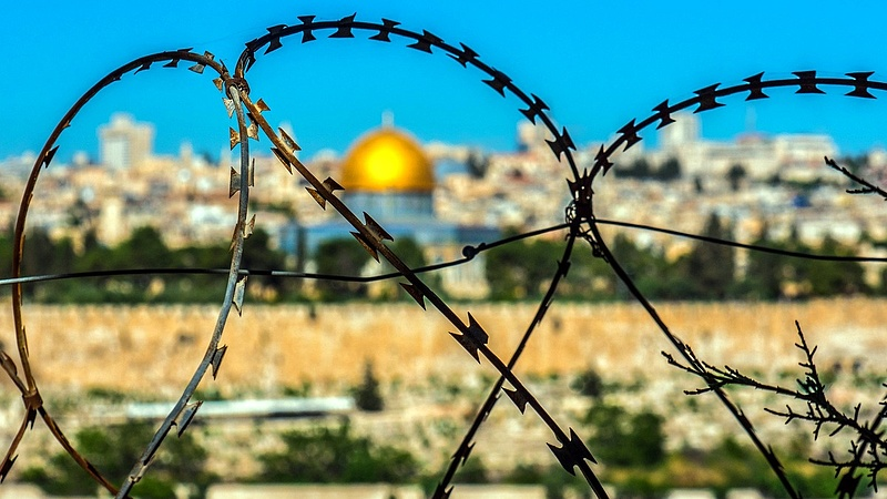 Összecsapások voltak Jeruzsálemben a muzulmán hívők és a rendőrség között
