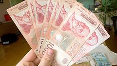 Kilencezer forintot adnak Szerbiában minden beoltottnak
