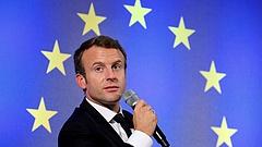 Macron beszólt Londonnak