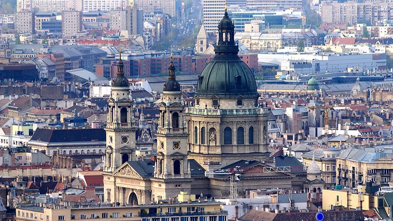 Fontos listán került a top 10 közé Budapest