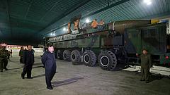 Nukleáris fegyvereiről beszélt újévkor Kim Dzsongun