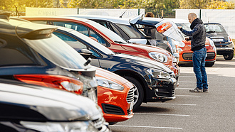 Felrobbant a használt autók piaca