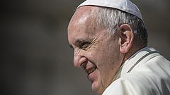 "Ferenc pápa is ""karanténba"" vonult"