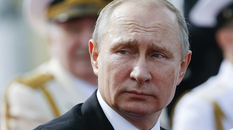 Putyin megmondta, miért fagyos a viszonyuk az USA-val