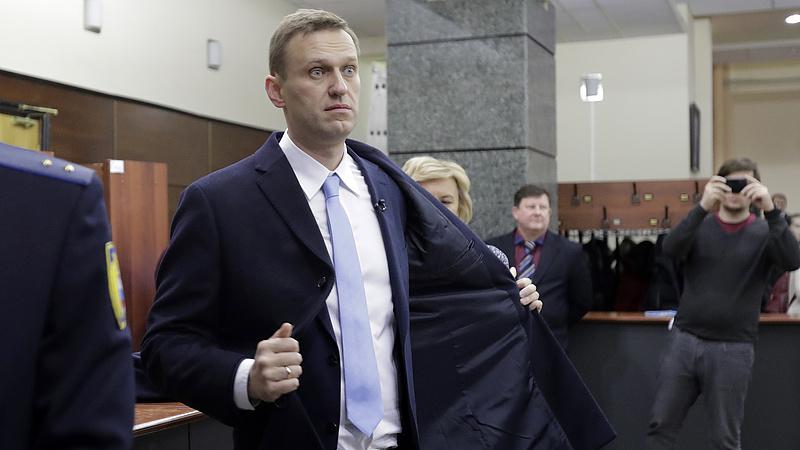 Hogy lehet, hogy Putyin tart Navalnijtól? Meglepő a válasz