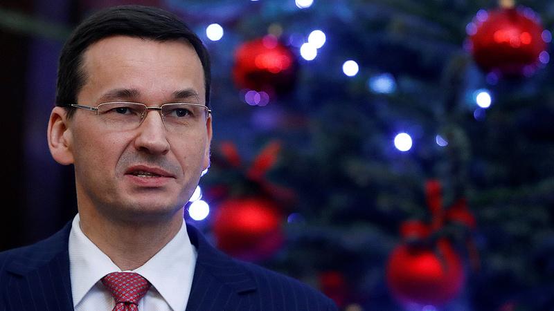A lengyel kormányfőt kiengedték a karanténból