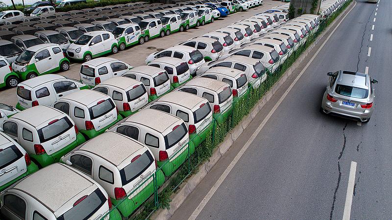 Kilőtt az elektromosautó-piac