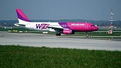 Kényszerleszállást hajtott végre Budapesten egy Wizz Air-gép