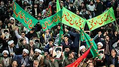 Belelőttek a tömegbe az iráni hatóságok - nagy a felháborodás