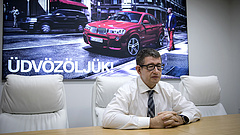 Újra a csúcsra tör a sikeres magyar autókereskedő család