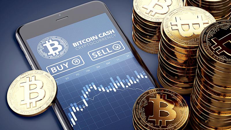a tőzsdén felsorolt bitcoin
