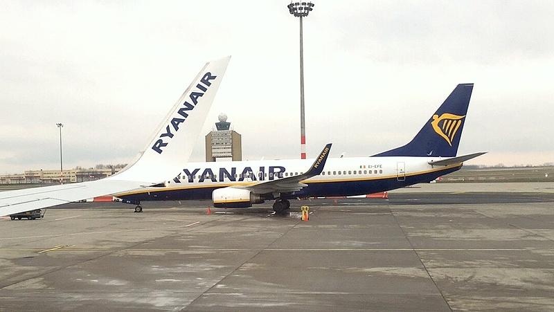 Ryanair-botrány - lépett a fővárosi kormányhivatal