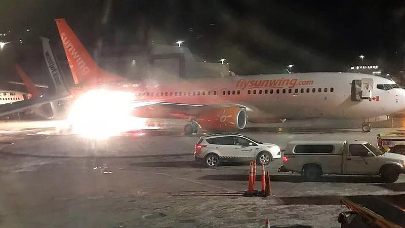 Összeütközött két repülőgép Torontóban