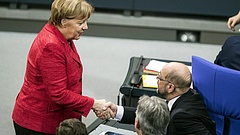 Napok alatt eldőlhet Merkel sorsa
