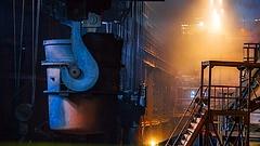 Az olasz kormány küzd az acélgyár bezárása ellen