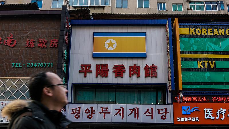 Itt keresik Észak-Korea ellenszerét
