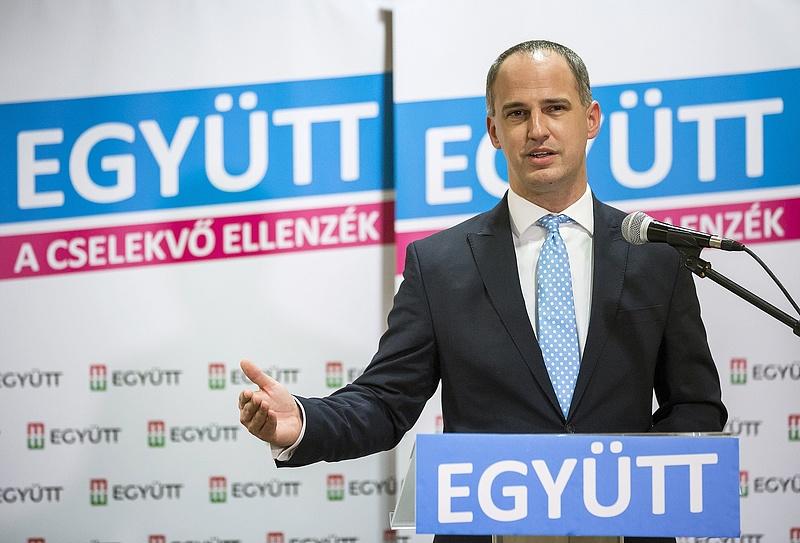 Szigetvári az Együtt miniszterelnök-jelöltje