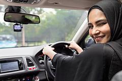 Újabb engedményt kaptak a nők Szaúd-Arábiában