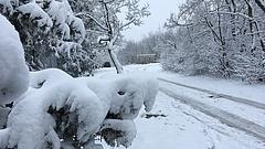 Repülőjáratokat töröltek a havazás miatt Spanyolországban