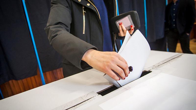 Már szavaznak az ukránok