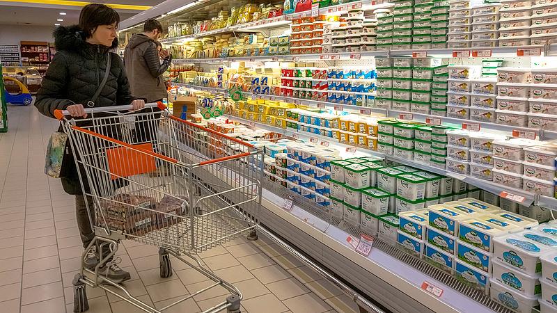 Augusztustól tovább drágulnak a tejtermékek