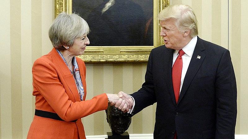 Donald Trump beszólt az EU-nak is