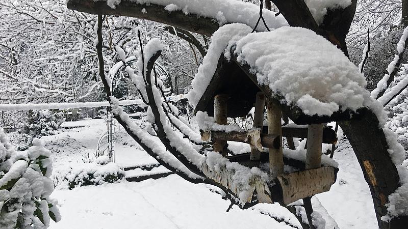 Ekkora hó hullott Magyarországon