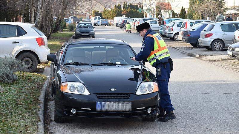 Több rendőr lesz az utcán csütörtöktől