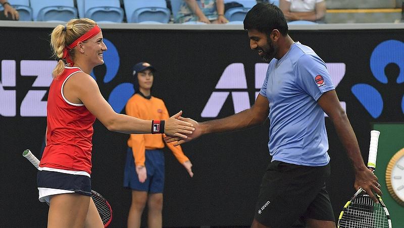 Újabb magyar siker teniszben