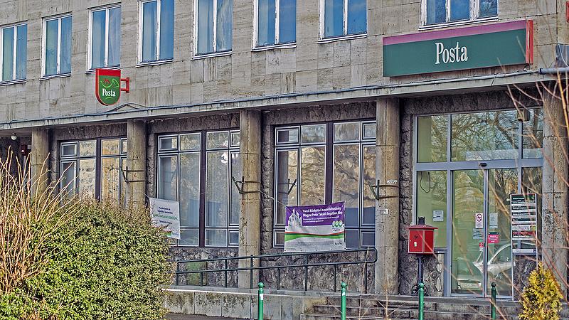 Magyar Posta: Újabb fiókot zárnak be