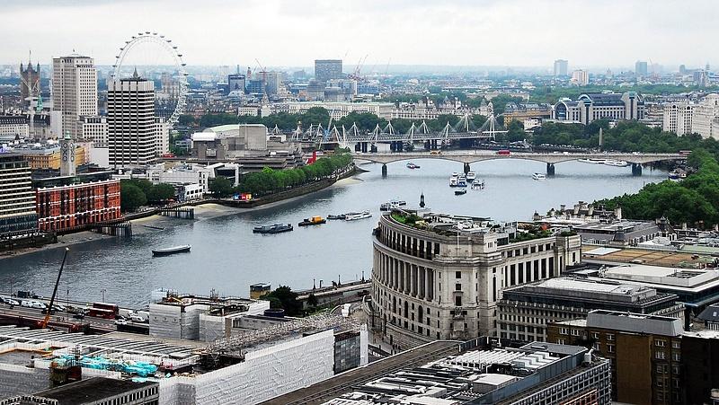 """Óriási áramszünet volt London egy részén valamilyen """"incidens"""" miatt"""
