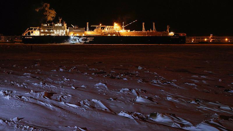 Ha elolvad a jég az Északi-sarkon, nagy harc meg majd a kiaknázásáért