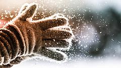 Abnormális időjárás: havazás az USA-ban
