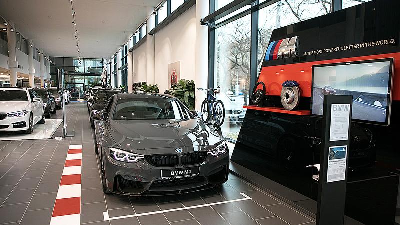 Nagyot nőttek a Wallis autós cégei
