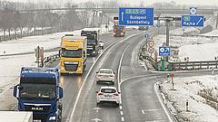 Erre az útépítésre várt fél Nyugat-Magyarország