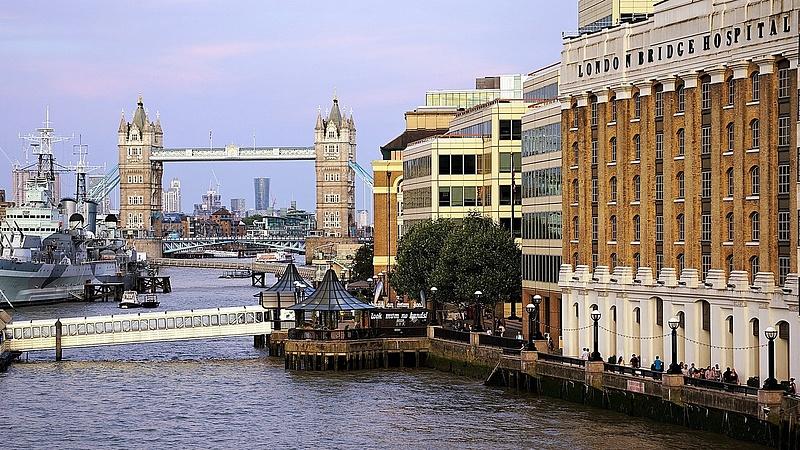 Megugrott a londoni hajléktalanok száma