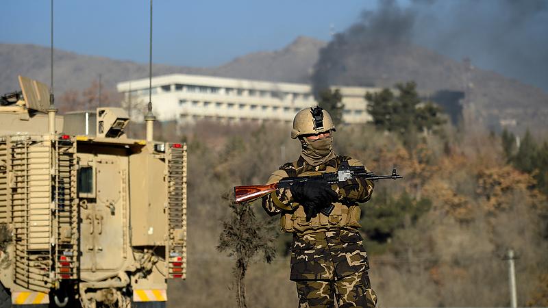 Amerika fokozza az Iszlám Állam elleni támadásait Afganisztánban