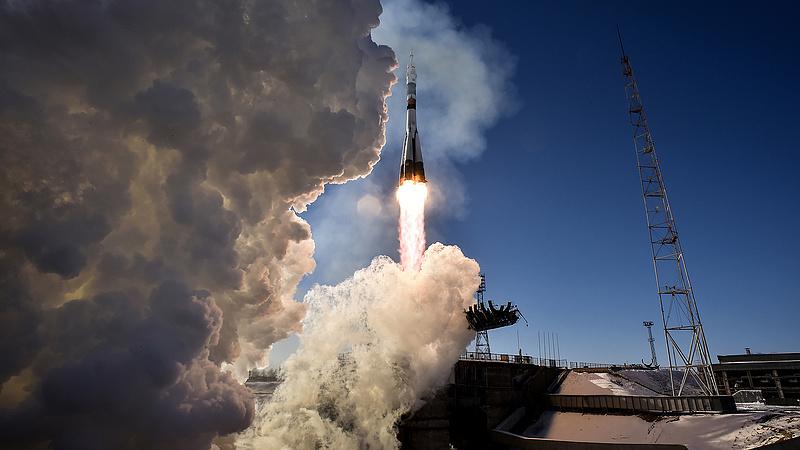 Az oroszok beelőznek mindenkit az űrturizmusban