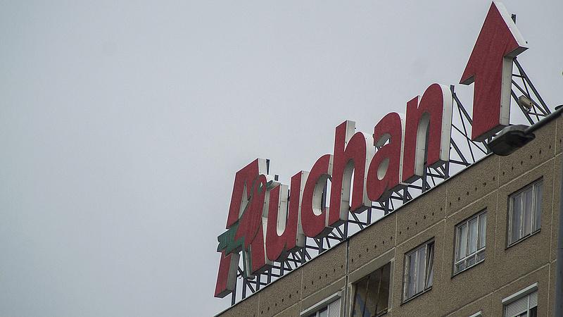 Riasztást adott ki az Auchan - minden vásárló érintett