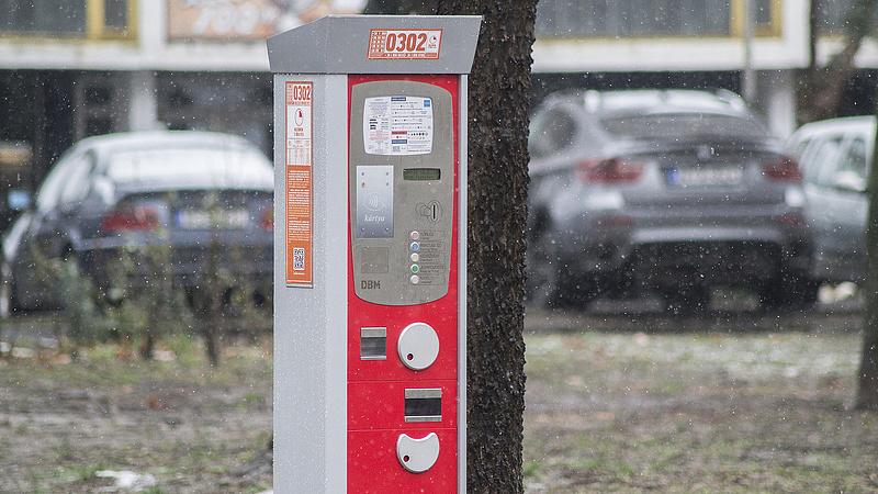 Mennyiért vett parkolóautomatákat Zugló?