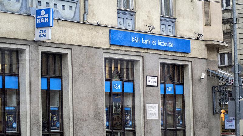 Felminősítették a K&H Bankot
