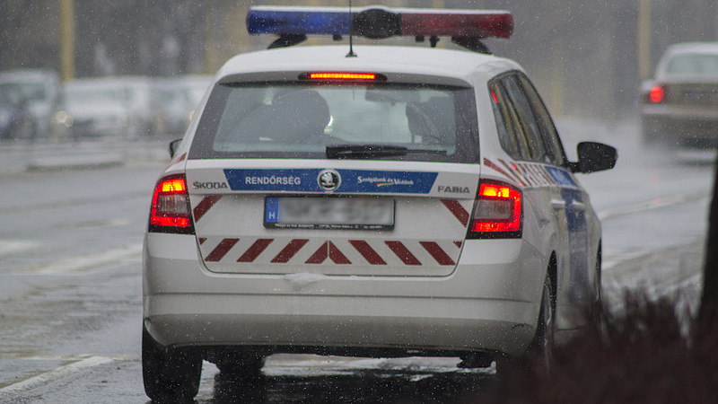 Megszállta az utakat a rendőrség