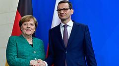 Merkel találkozott a lengyel kormányfővel - erre jutottak