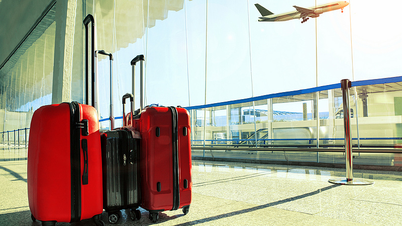 Csomaglopások: újabb reptéri munkást hallgattak ki
